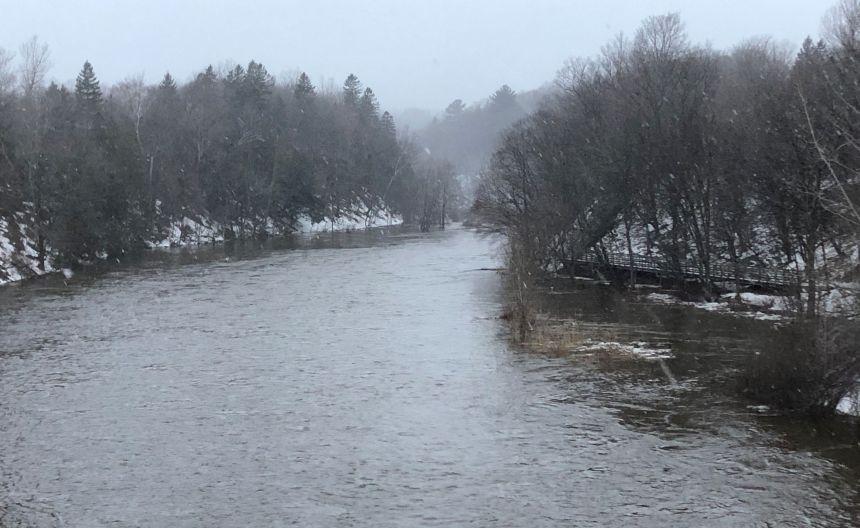 Retour progressif à la normale en bordure des rivières à Québec