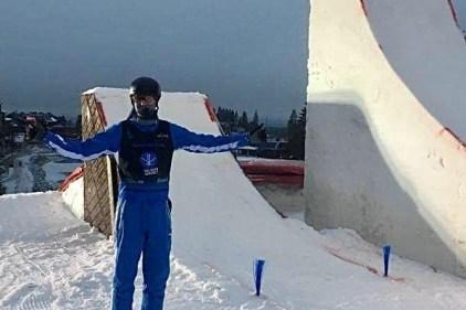Expérience unique en Finlande pour Anthony Noël