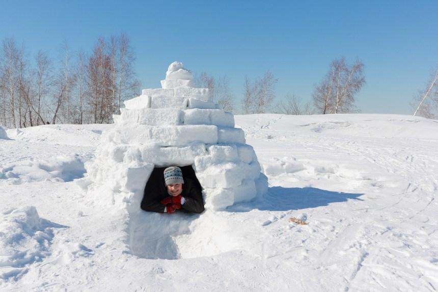 Le Défi Château de neige est lancé