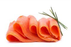 Avis de ne pas consommer ce saumon fumé