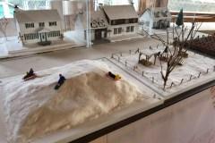 Des maquettes pour sensibiliser au patrimoine bâti