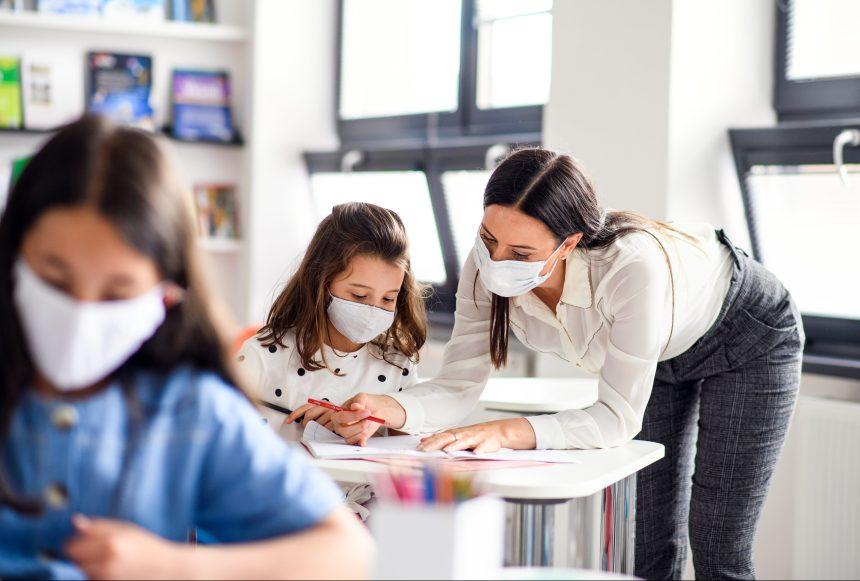La qualité d'air dans les écoles préoccupe toujours
