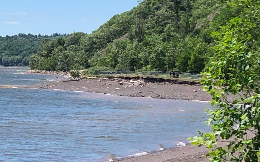 Contre-expertise et recharge suggérées pour la plage Jacques-Cartier