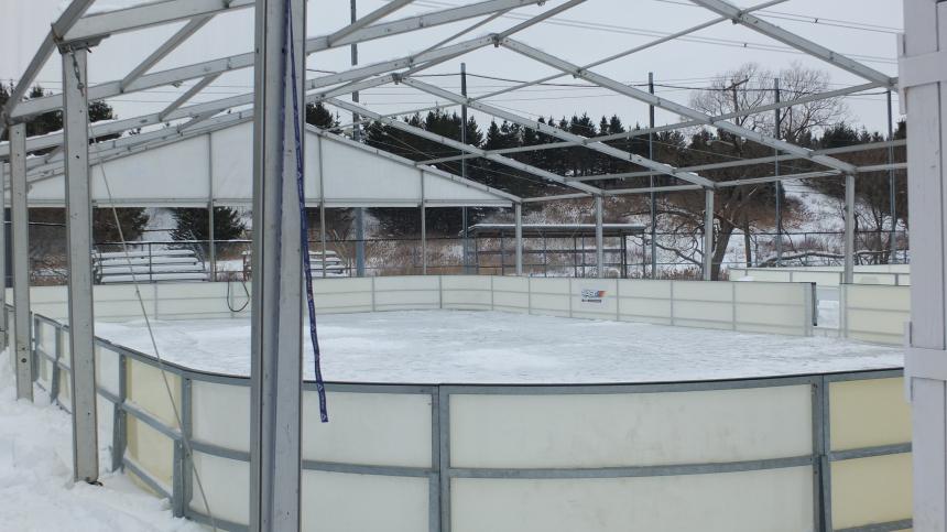 Sécurité accrue pour les patinoires extérieures