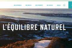 Nouveau site Internet touristique de la Côte