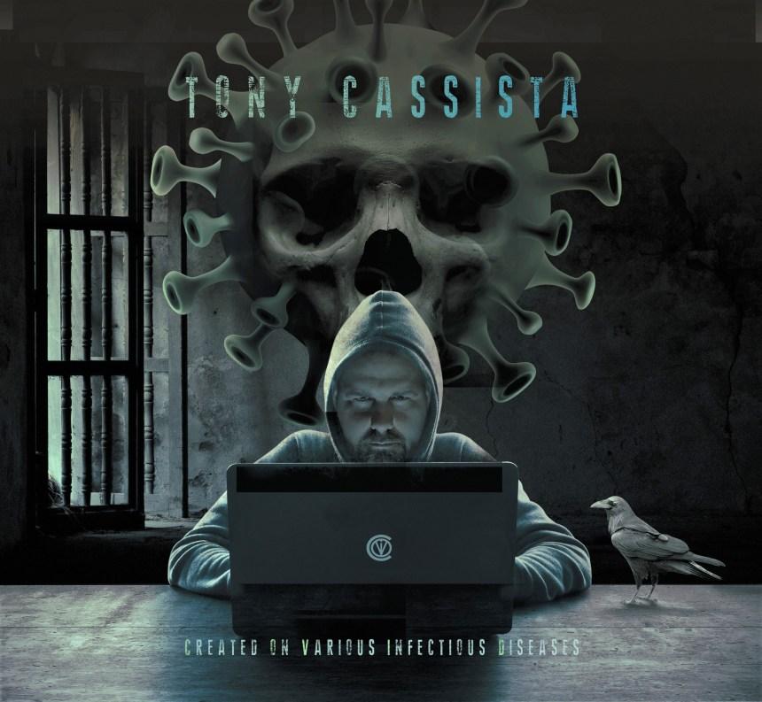 Hugh Syme signe la pochette de l'album de Tony Cassista