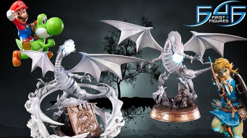 Des figurines haut de gamme issues de licences de jeux vidéo