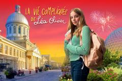 Léa Olivier diffusée à travers la Francophonie