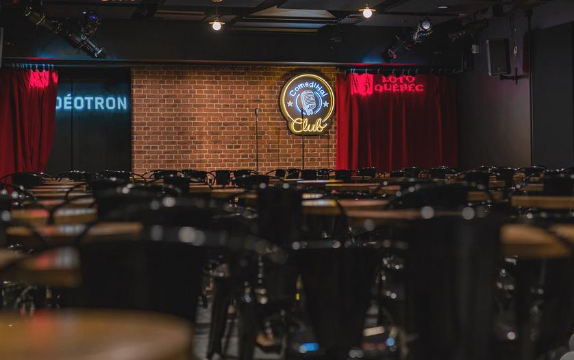 ComediHa! ouvre un club dédié à l'humour à Québec