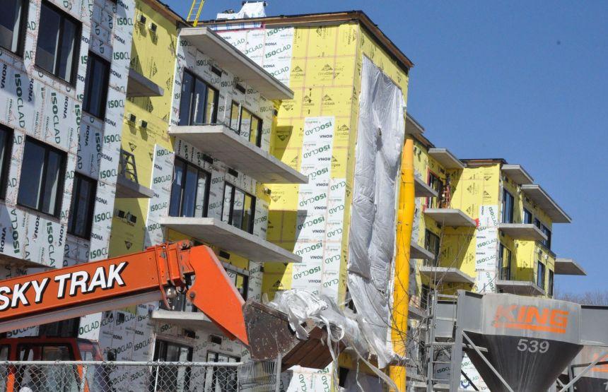 L'année 2020 se termine en force sur les chantiers résidentiels
