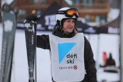 Retour du Défi ski Leucan
