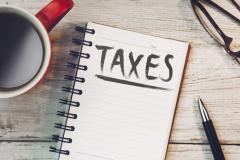 Report des versements de taxes municipales 2021