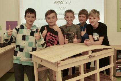 Intégrer l'enseignement par le bois