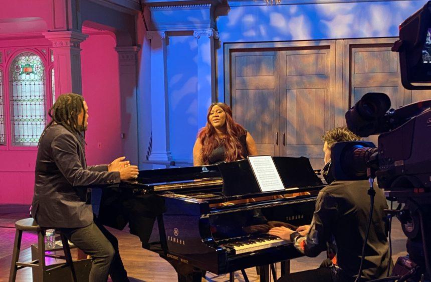 Mélissa Bédard s'épanouit par la chanson