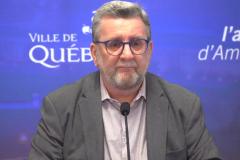 COVID-19 : La Ville de Québec fait le point