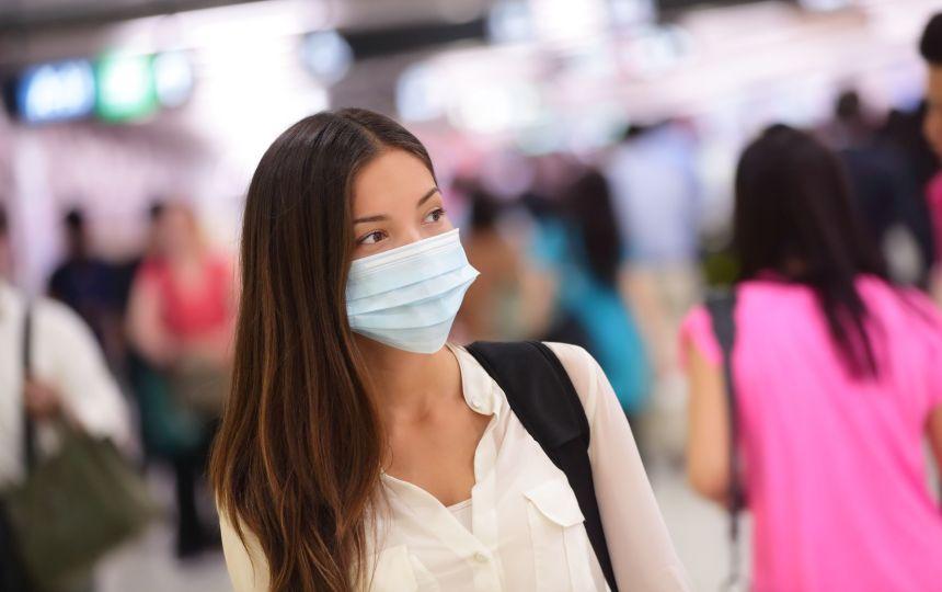 Imposition du masque chirurgical à l'Université Laval