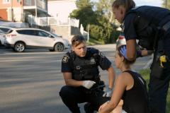 Police en service: souvenirs