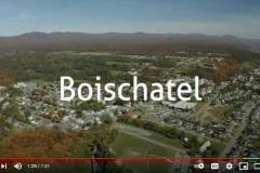 Lancement d'une vidéo pour Boischatel