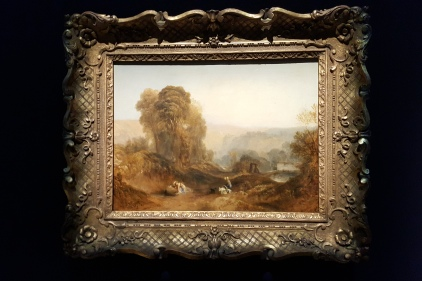 Nature et lumière selon Turner