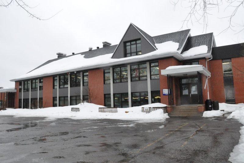 Réouverture de l'école Marguerite-d'Youville à Cap-Rouge