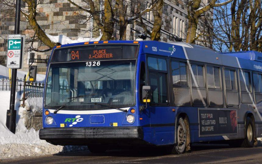 Les bus du RTC adoptent le rythme printanier