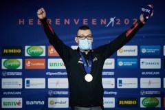 Laurent Dubreuil champion du monde sur 500 mètres