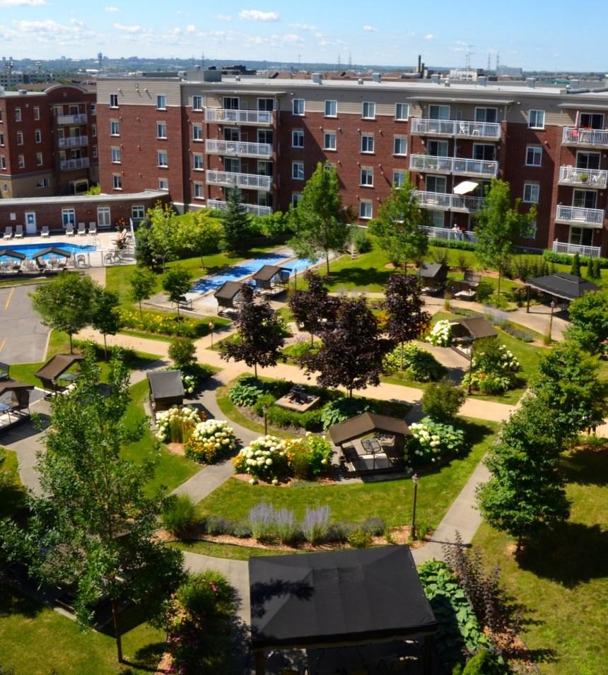Vivre en résidence aux Jardins de la Noblesse: Un milieu chaleureux à l'abri des contraintes matérielles