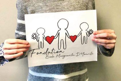 Ève Paquet dessine pour une bonne cause