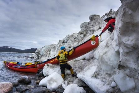 Expédition extrême pour l'aventure et la recherche