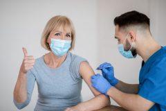 La semaine de la vaccination tombe à point