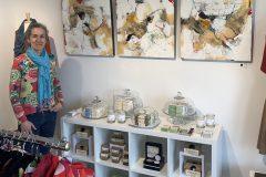Nouvel espace pour l'Atelier Christine Mercier