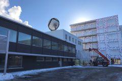 Projet résidentiel sur l'ancien site de TVA à Sainte-Foy