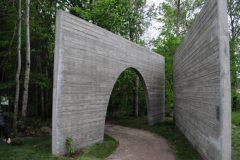 Un futur parcours d'art public au parc Chauveau