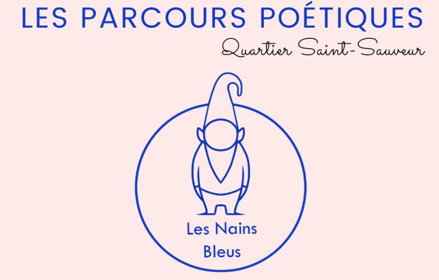 Parcours poétique dans Saint-Sauveur