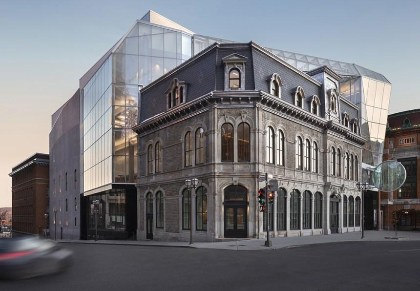 Le Diamant brille aux Mérites d'architecture 2021 de Québec
