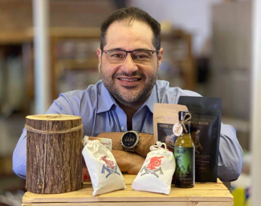 Daniel Picard: un entrepreneur autochtone avec le vent dans les voiles