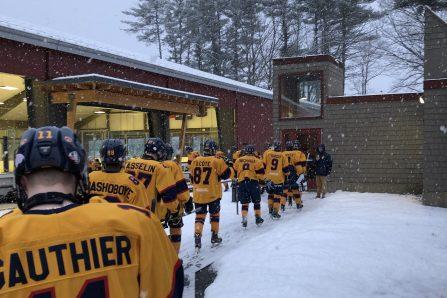 Programme Prep School de l'Académie Saint-Louis: l'alternative hockey de Québec