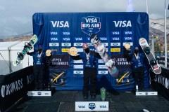Laurie Blouin à nouveau championne mondiale