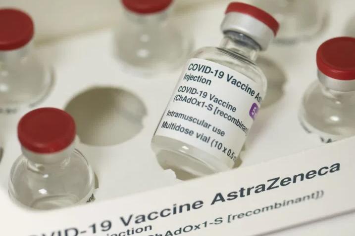 AstraZeneca n'est plus offert comme première dose au Québec
