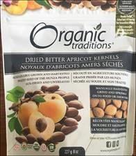 Noyaux d'abricots et empoisonnement au cyanure