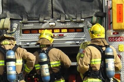 Résidence évacuée à Beauport