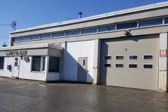 La démolition de l'ancien garage prévue pour juin