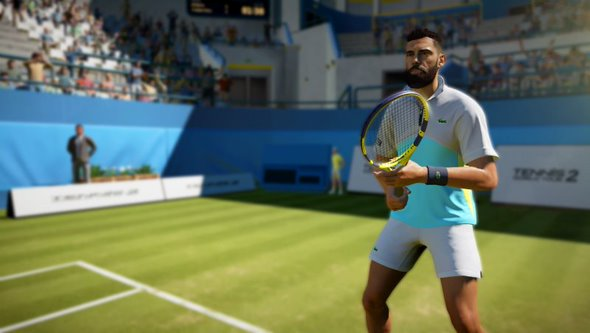 Tennis World Tour 2: Coup droit sur la nouvelle génération de consoles