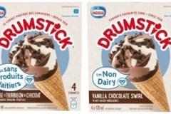 Friandise glacée rappelée par Nestlé Canada