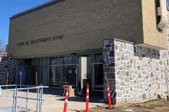 Longue mise à niveau de l'usine de traitement d'eau de Sainte-Foy