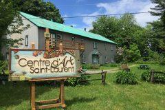 Le Centre d'art Saint-Laurent déterminé à ouvrir ses portes