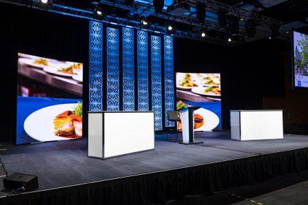 Le Centre des congrès de Québec se dote d'une nouvelle salle de diffusion
