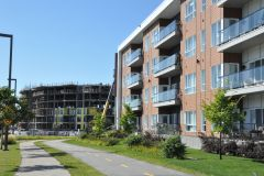Secteur Lebourgneuf: parmi les plus actifs en matière de construction résidentielle