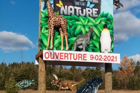 7000 spécimens de la nature à Saint-Tite-des-Caps