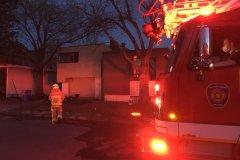 Incendie dans une maison sur la 60e Rue Est